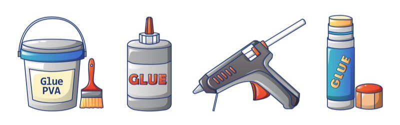 types of wood glue