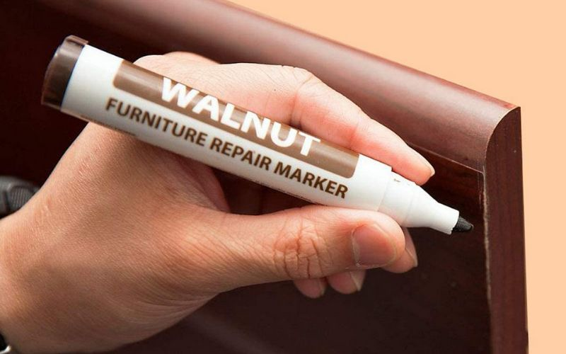 wood finish stain marker
