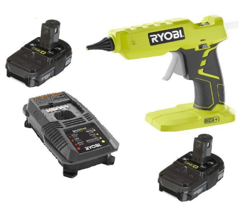 ryobi battery powered tools