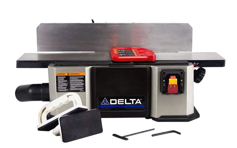 delta power tools benchtop jointer