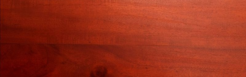 mahogany as a type of wood