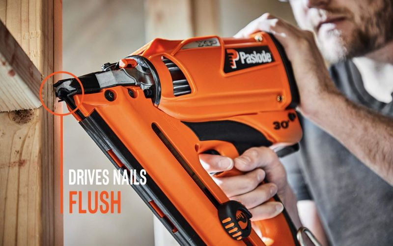 Paslode battery powered framing nailer
