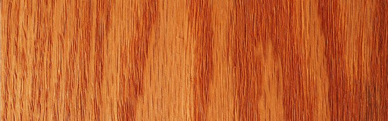 red oak as a type of wood