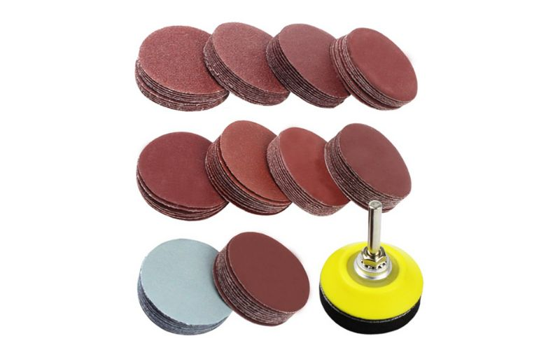 sanding and polishing disk pad drill accessories