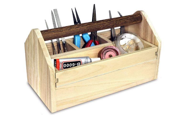scrap wood toolbox