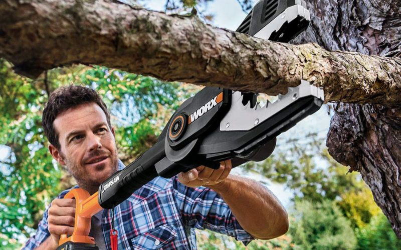 Worx battery powered tools