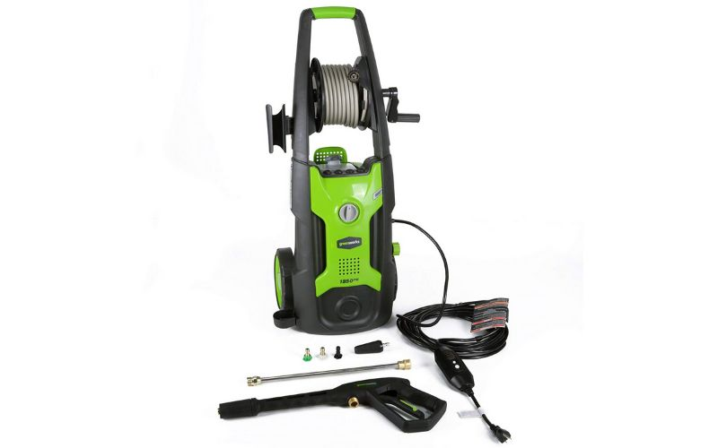 Greenworks GPW1951 pressure washer