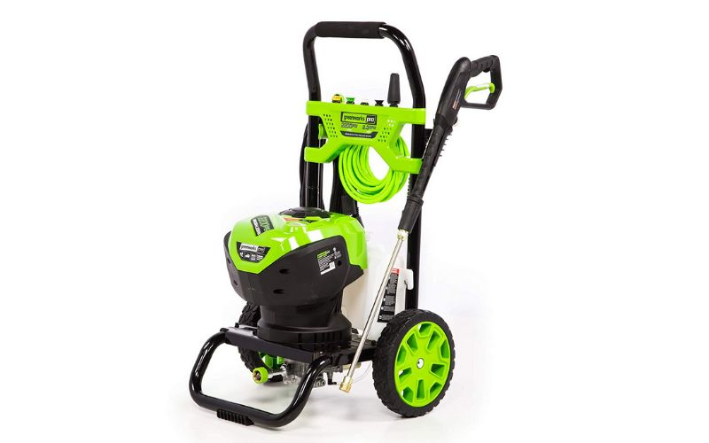 Greenworks GPW2200 pressure washer