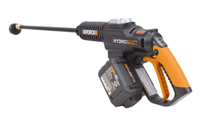 Worx WG630 hydroshot cleaner