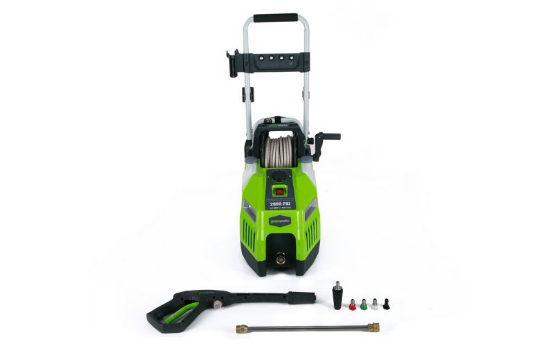 GPW2001 Greenworks pressure washer