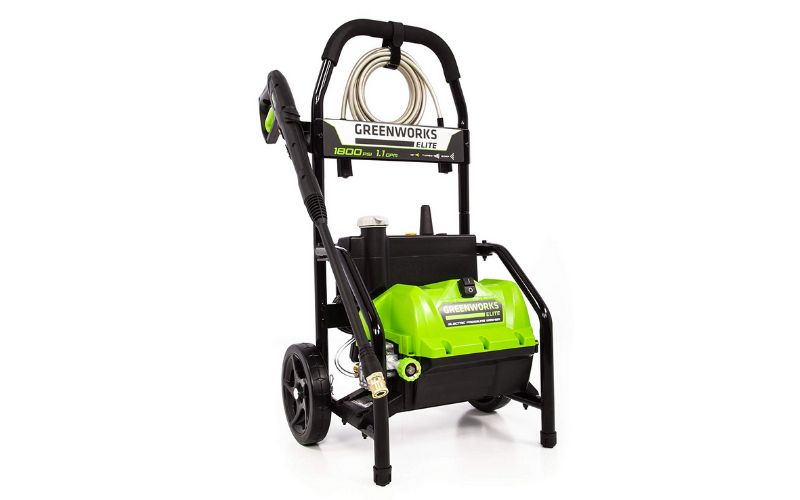 Greenworks PW-1800 pressure washer