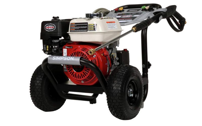 Simpson 61014 Honda pressure washer