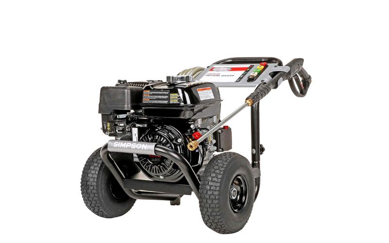 simpson PS3228 honda pressure washer