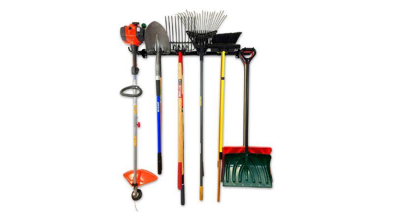 storeyourboard garage tool rack