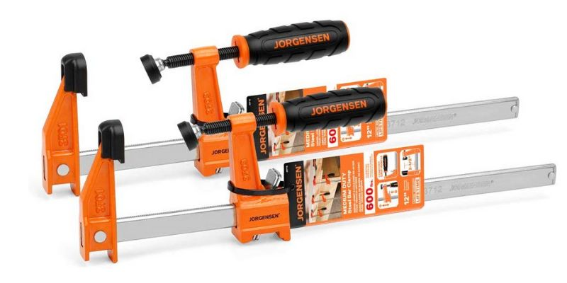 modern wood clamps