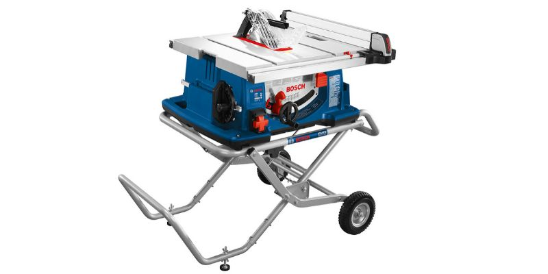 portable table saw for woodworking