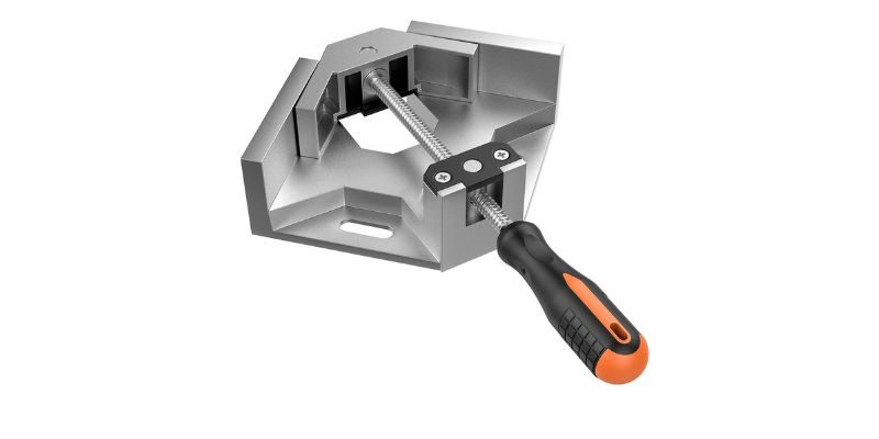 right angle clamp tool for woodworking
