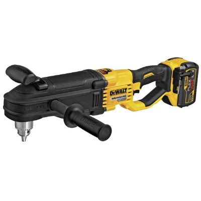 Dewalt dcd470x1 in-line flexvolt stud and joist drill
