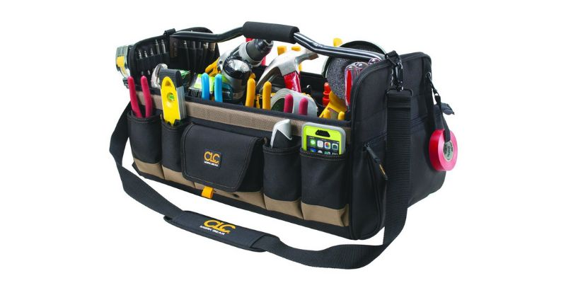 electrical maintenance tool carrier