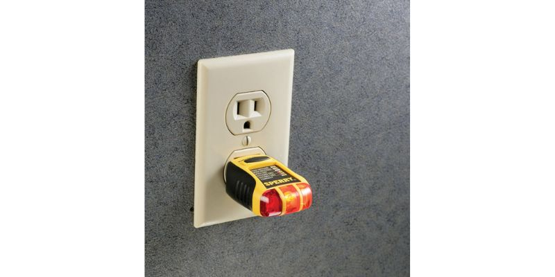 outlet or receptacle tester