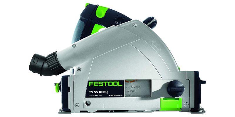 Festool TS REQ 55 plunge cut saw