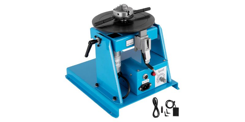 welding postioner turntable