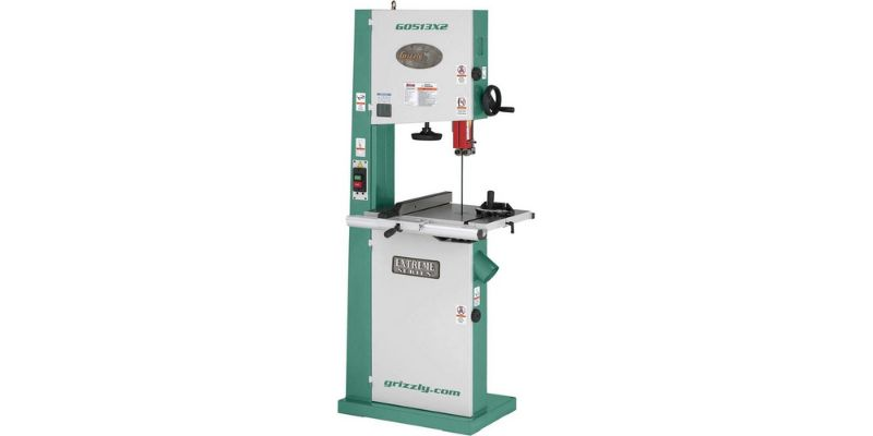 Grizzly Industrial G0555 band saw