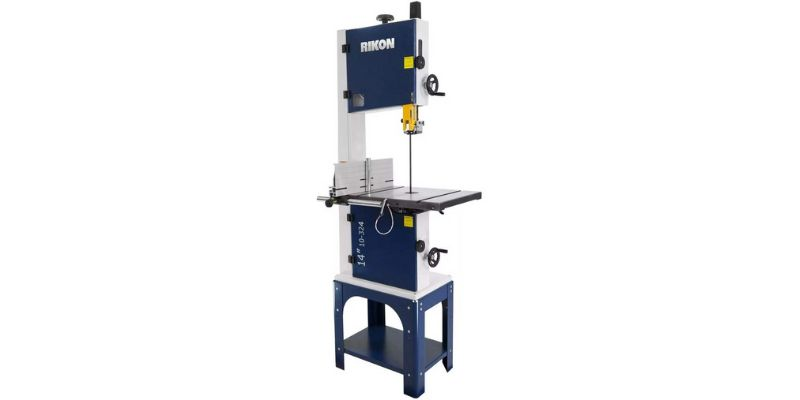 RIKON 10-324 Open stand Band saw