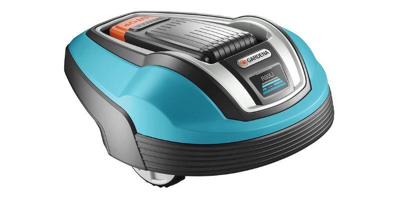 gardena r80li robotic lawn mower