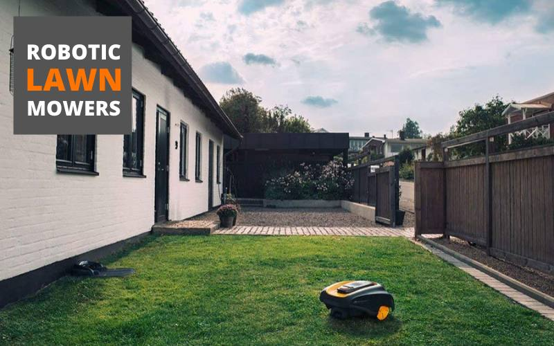 the best robotic lawn mowers