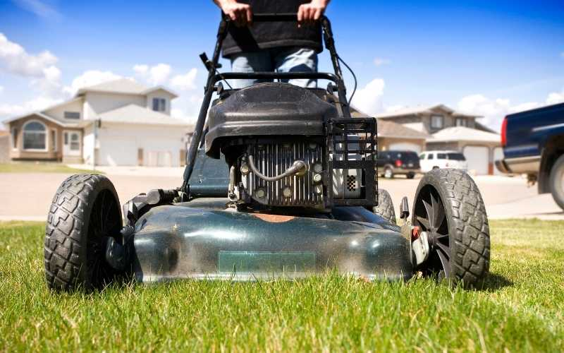 lawn mowing guide for beginners
