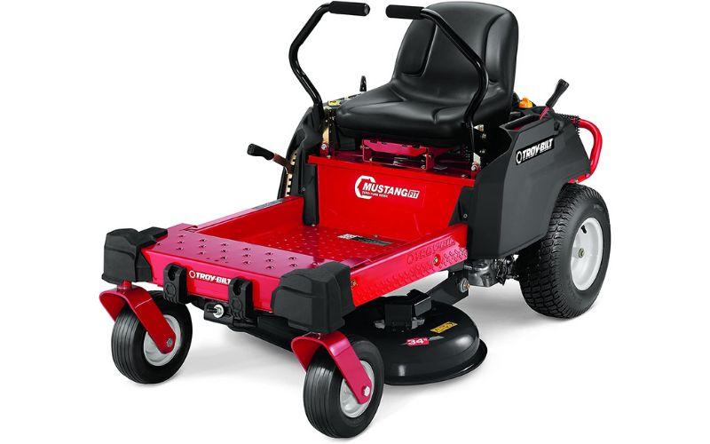 troy-bilt zero turn mower