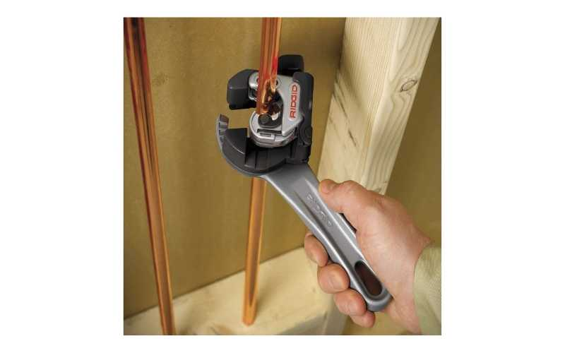 copper pipe and tubing cutter