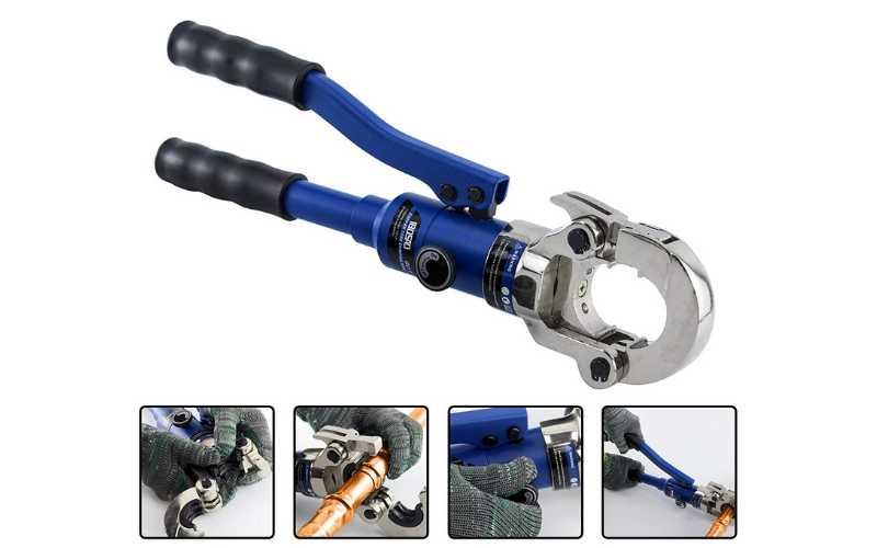 pipe crimping tool