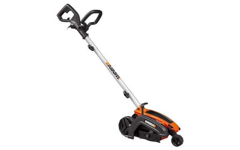 WORX WG896 Electric Landscape Edger and Trencher