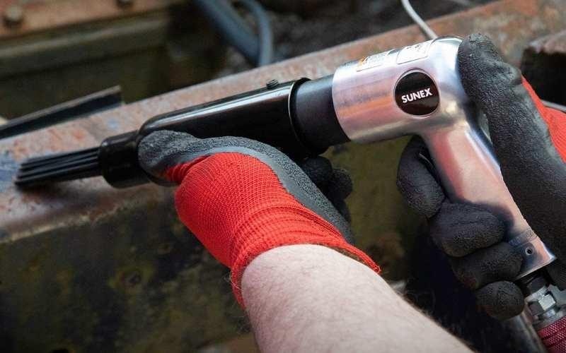 sunex air needle scaler
