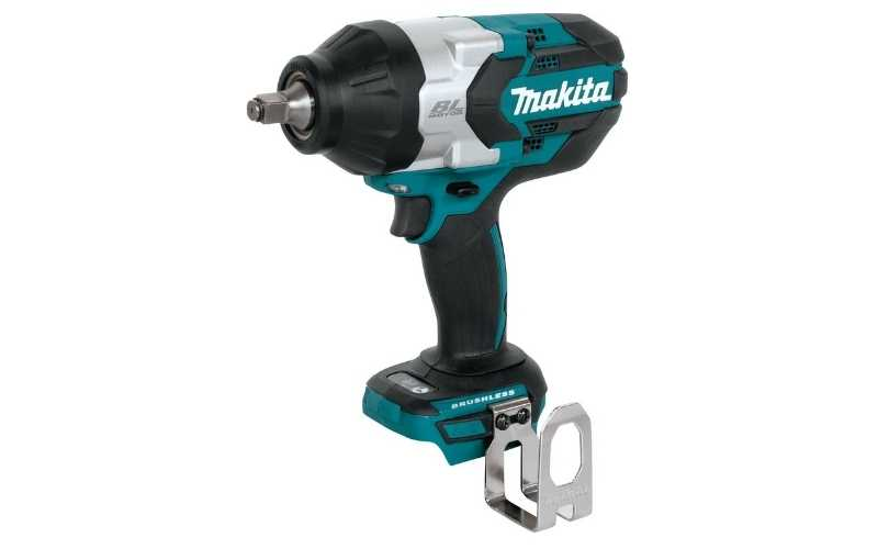 Makita XWT08Z LXT cordless impact wrench