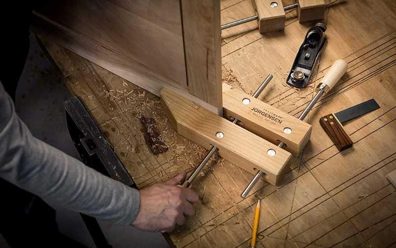 hand screw clamp