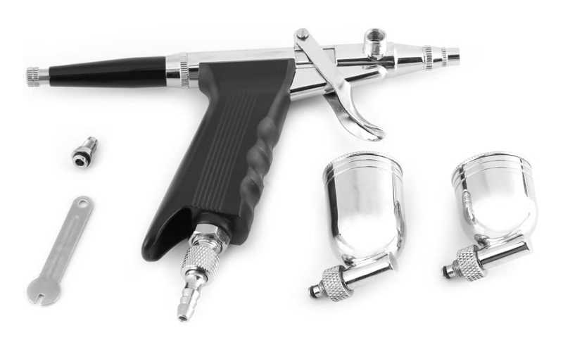 side feed airbrushes
