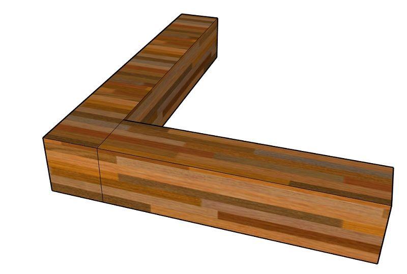 butt woodworking joint