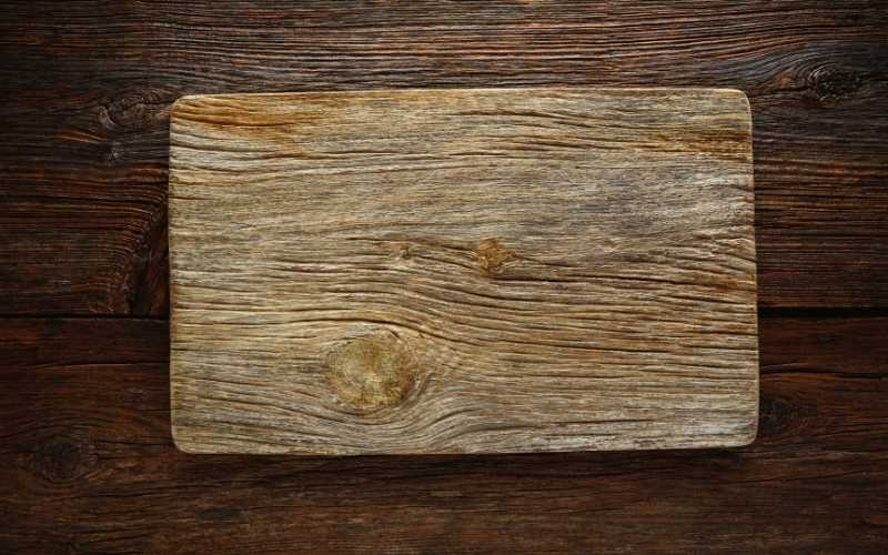 reclaimed lumber has unique appearance