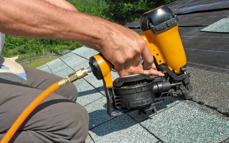 The 9 Main Types of Nail Guns and Their Uses